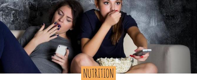 Top 5 des pires habitudes alimentaires, Prendre l'apéro sans grossir, Comment bien manger sans se ruiner, Régime méditerranéen, etc…
