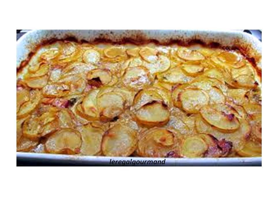Pommes de terre boulang res le r gal gourmand - Appareil pour couper les pommes de terre en rondelles ...